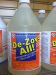 De-Zov-All - D-Limonene Spotter & Cleaner - gallon