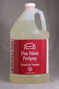 Fine Fabric PreSpray Spotter - Neutral pH Prespray, Gallon, Woolsafe