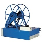 Motorized Hose Reel & Fresh Water Tank