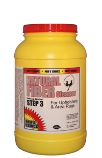 NATURAL FIBER CLEANER-Gallon-PC